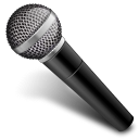 Microphone Emoticon