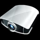 HP Projector Emoticon