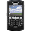 BlackBerry 8830 Emoticon
