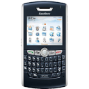 BlackBerry 8800 Emoticon