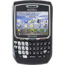 BlackBerry 8700r Emoticon