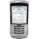 BlackBerry 7100g Emoticon