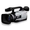 Camcorder Active Emoticon