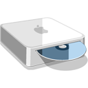 Mac Mini CD Emoticon
