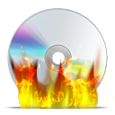Cd Burn Emoticon