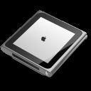 Ipod Nano Silver Emoticon