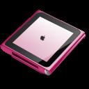 Ipod Nano Pink Emoticon