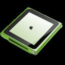 Ipod Nano Green Emoticon