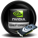 NVidia Gforce8800GT Emoticon