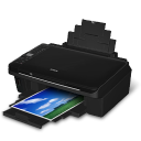 Epson Stylus TX220 Printer Emoticon