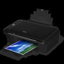 Epson Stylus TX220 Printer Emoticon