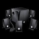 Creative Inspire Surround Speaker Emoticon