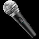 Microphone Emoticon