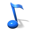 Music Note SH Emoticon