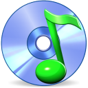 Music Disk SH Emoticon
