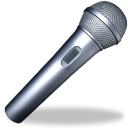 Microphone Sh Emoticon