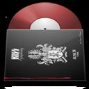 Vinyl Kiss Emoticon