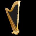 Harp Emoticon