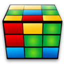 Rubiks Cube Emoticon