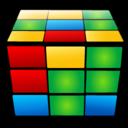 Rubiks Cube Emoticon