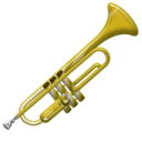 Trumpet Emoticon