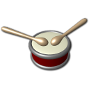 Drum Emoticon