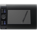 Wacom Intuos 4 M Emoticon