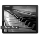Piano Rock Emoticon