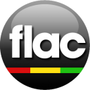 Flac Black Emoticon