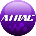 ATRAC Purple Emoticon
