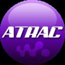 Atrac Purple Emoticon