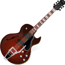 Guitar Emoticon
