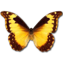 Morpho Diana Emoticon