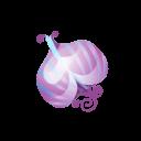 Purple Flower Emoticon