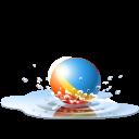 Pool Ball Emoticon