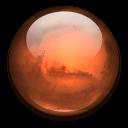 Mars Emoticon