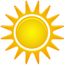 Image result for sunny emoticon