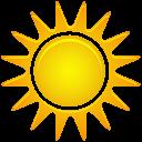 Sunny Emoticon