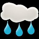 Rain Emoticon