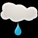 Light Rain Emoticon