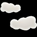 Cloudy Emoticon
