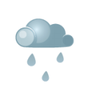 Day Darkcloud Heavyrain Emoticon