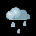 Day Darkcloud Heavyrain Emoticon