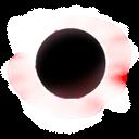 Solar Eclipse Emoticon