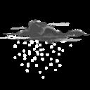 Snow Emoticon