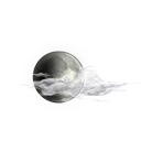 Cloudy Nighttime Emoticon