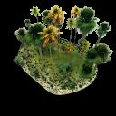 Tropical Stone Emoticon
