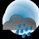 Cloud Dark Emoticon