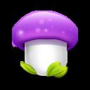 Mushroom Purple Emoticon