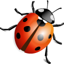 Ladybird Emoticon